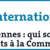 Européennes : qui sont les candidats à la Commission ?
