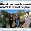 Le village de Riboux…