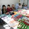 Les tricoteuses de l'OMCAL à Bandol