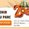 ZOA, le Zoo de Sanary-Bandol.
