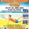 Tournoi de Beach Tennis