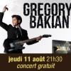 GREGORY BAKIAN Concert Gratuit