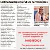 Laetitia Quilici Vice Présidente du Conseil Départemental