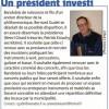 Un président investi… Var Matin la Seyne