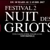 La nuit des Griots, 2eme édition.