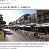 Travaux du quai de Gaulle Bandol