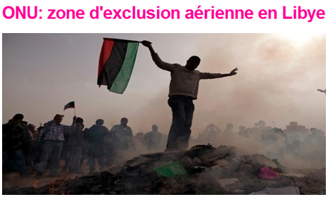 Zone d'exclusion