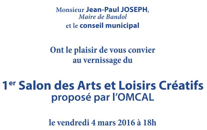 Vernissage du 1er salon des arts et loisirs cr atifs www - Salon des arts creatifs ...